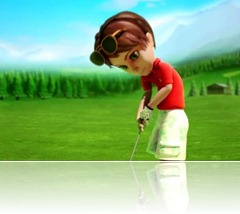 Golf on iPhone